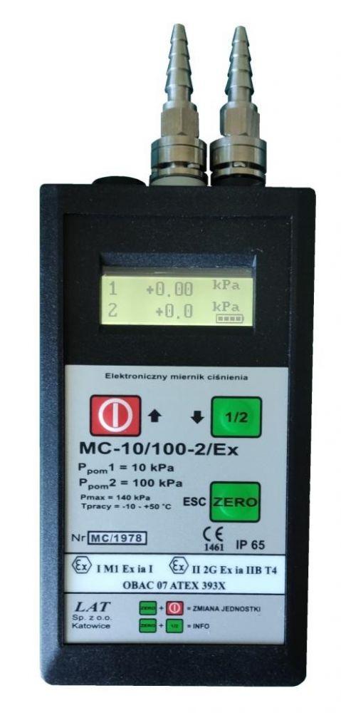 MC-10/100-2/Ex